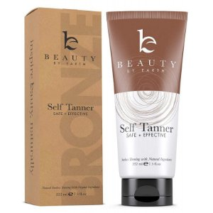 Beauty By Earth Autobronzeador Sem Sol Self Tanners - 222ml