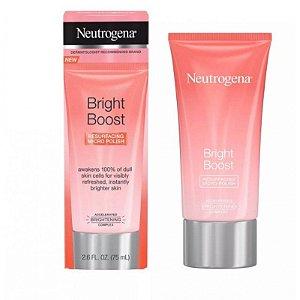 Neutrogena Bright Boost Resurfacing Micro Polish - 75ml