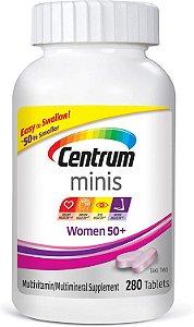 Centrum Minis Women 50+ (280 Comprimidos)