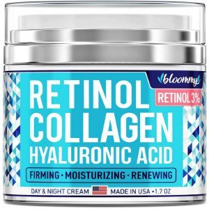 Bloommy Retinol Collagen Hyaluronic Acid - 50ml