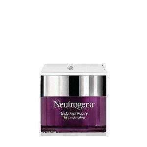 Neutrogena Triple Age Repair Night Moisturizer Cream - 48g