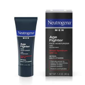 Neutrogena Age Fighter Face Moisturizer Spectrum SPF 15 - 40g