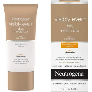 Neutrogena Visibly Even Daily Moisturizer SPF 30 - 50ml