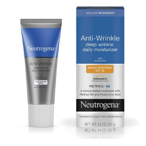 Neutrogena Anti-Wrinkle Deep Wrinkle Retinol SA SPF 20 - 39g