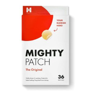 Mighty Patch Original Acne Pimple Patch Spot Tratamento - 36 Unidades