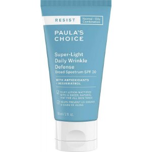 Paula's Choice Resist Super-Light Daily Wrinkle Defense SPF 30 - 60ml