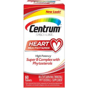 Centrum Specialist Heart Multivitamin - 60 Tablets