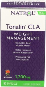 Natrol Tonalin CLA Weight Management 1,200mg - 60 Softgels