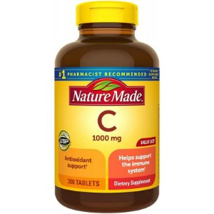 Nature Made Vitamin C 1000 mg - 300 Tablets