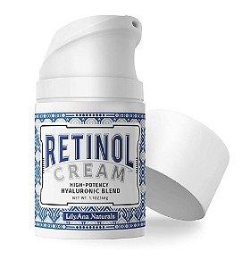 LilyAna Naturals Creme Hidratante Retinol - 48g
