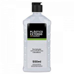 Plásticos externo 500 ml finisher