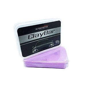 Barra Limpadora Clay Bar 100g