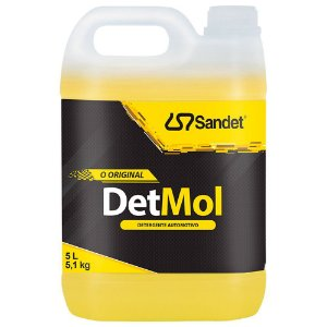 Det Mol Shampoo Lava Moto Concentrado 5l Sandet