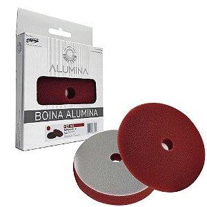 Boina De Espuma Refino Polimento Alumina 5 Pol Easytech