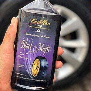 BLACK MAGIC CADILLAC REVITALIZADOR DE PNEUS 500 ML