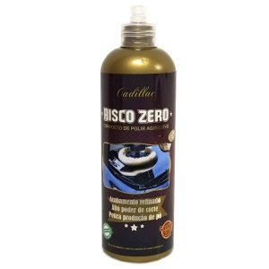 COMPOSTO DE POLIR RISCO ZERO CADILLAC 500G