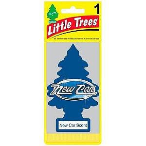 AROMATIZANTE LITTLE TREES NEW CAR SCENT