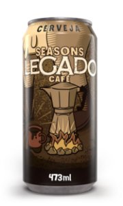 Seasons Stout Legado Café (473ml)