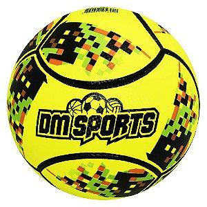 Bola De Futebol Sports Colors 14cm Jogue e Pratique Exercícios