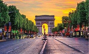 Quebra-Cabeça PARIS c/ 500 Peças para Montar - Médio