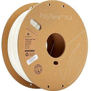 Polyterra PLA Cotton White 1,75mm 1Kg