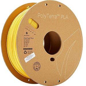 Filamento PLA Savannah Yellow 1,75mm 1Kg Polyterra
