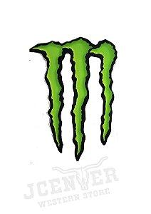 Adesivo Monster garra moto