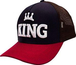 BONÉ KING BRASIL - COLLECTION 12