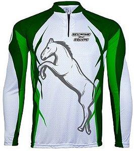 CAMISETA PERSONALIZADA KING BRASIL HORSE (COM NOME) 2506