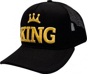 BONÉ KING BRASIL - COLLECTION 19