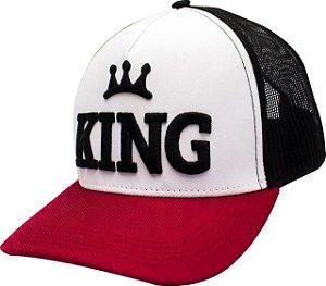 BONÉ KING BRASIL - COLLECTION 21
