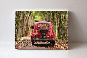 Quadro em Canvas Fiat
