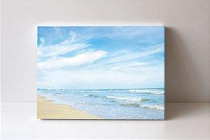 Quadro em Canvas Praia 3