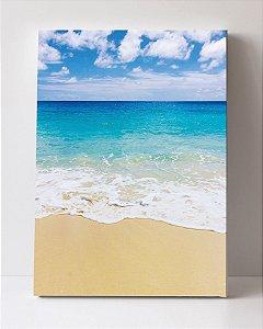 Quadro em Canvas Praia 4