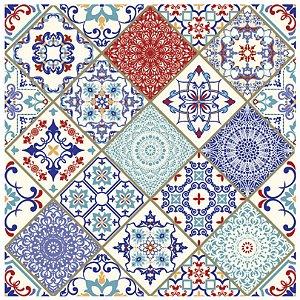 Adesivo de Azulejo Ceramica Vintage