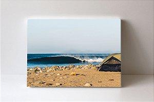 Quadro em Canvas Baja Camping
