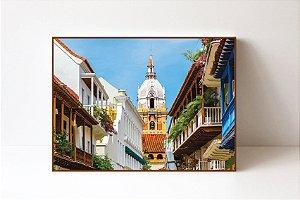 Quadro em Canvas Catedral de Santa Catalina