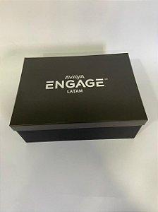 Caixa corporativa Engage