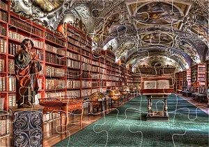 Quebra Cabeça Biblioteca