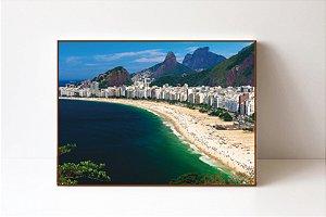 Quadro em Canvas Copacabana