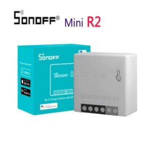Sonoff Mini R2 (Interruptor Wifi)