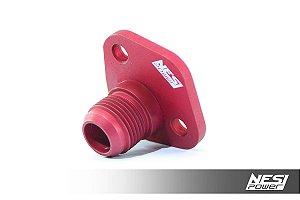 Tampão Bloco Baixo VW AP 12AN - Vermelho