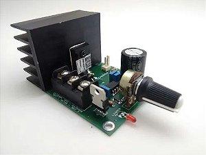 Controlador Pwm 12v - 30v 30a Para Motores Dc
