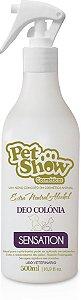 DEO COLONIA SENSATION 500ML - PET SHOW