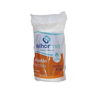 ALGODAO HIDROFILO ROLO 500 G MELHORMED