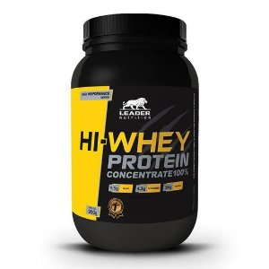 Hi-Whey Protein Concentrate 100% 900g