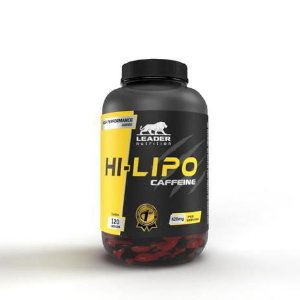 Hi-Lipo Cafeine 120 cápsulas