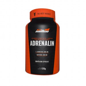 Adrenalin 60 cápsulas