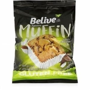Muffin Coco E Chocolate 40g - Belive