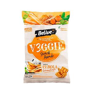 Snack Veggie Cebola Caramelizada - Belive